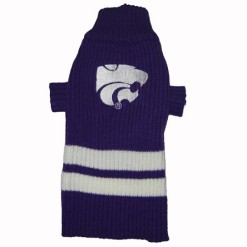 Kansas State Wildcats NCAA dog turtleneck sweater