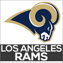 Los Angeles Rams Dog Products