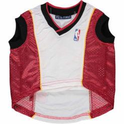 Miami Heat NBA Dog Jersey front