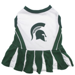 Michigan State Spartans NCAA Dog Cheerleader Dress
