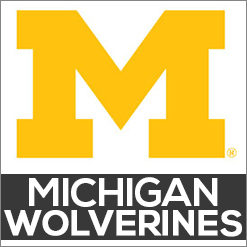 Michigan Wolverines Dog Products