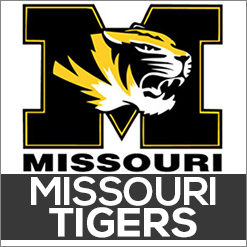 Missouri Tigers Dog Products