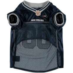 New England Patriots NFL Dog Jersey front