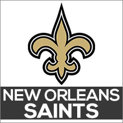 New Orleans Saints Dog Products