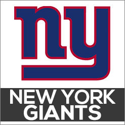 New York Giants Dog Products