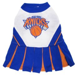 New York Knicks NBA Dog Cheerleader Dress