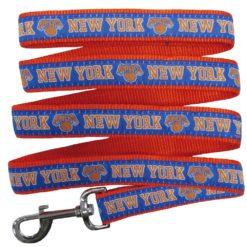 New York Knicks NBA Dog Nylon Leash