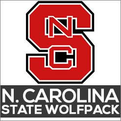 North Carolina State Wolfpack Dog Products