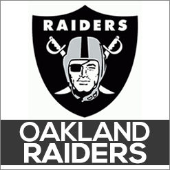 Oakland Raiders Dog Products