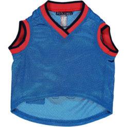Oklahoma City Thunder NBA Dog Jersey back