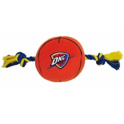 Oklahoma City Thunder ball and rope