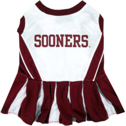 Oklahoma Sooners Dog Cheerleader Dress