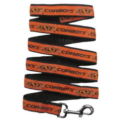Oklahoma State Cowboys NCAA Nylon Dog leash