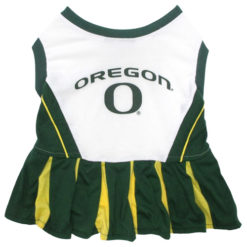 Oregon Ducks NCAA Dog Cheerleader Dress