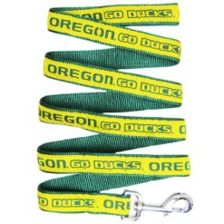 Oregon Ducks Nylon Dog Leash