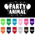 Party Animal balloons dog bandana