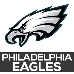 Philadelphia Eagles Dog Products