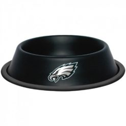 Philadelphia Eagles NFL Stainless Dog Bowl