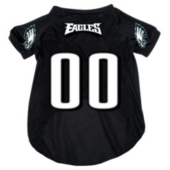 Philadelphia Eagles NFL dog jersey alternate style