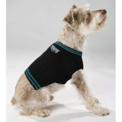 Philadelphia Eagles turtleneck NFL dog sweater on pet