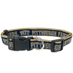 Pittsburgh Panthers NCAA Nylon Dog Collar