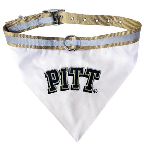 Pittsburgh State Panthers Dog Bandana and Adjustable Collar