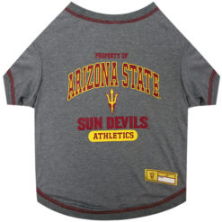 Property of Arizona State Sun Devils Athletics NCAA Dog TShirt