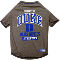 Property of Duke Blue Devils Athletics Dog NCAA TShirt