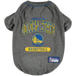 Property of Golden State Warriors NBA Dog Shirt