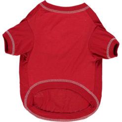 Property of Houston Rockets Basketball NBA Dog Shirt back