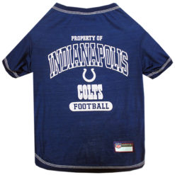 Property of Indianapolis Colts Dog TShirt