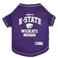 Property of Kansas State Wildcats Athletics Dog Shirt