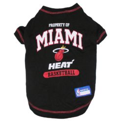 Property of Miami Heat Basketball NBA Shirt