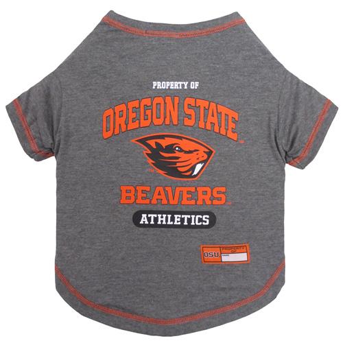 Property of Oregon State Beavers Athletics NCAA Dog Shirt