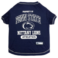 Property of Penn State Nittany Lions Athletics Dog Tee Shirt