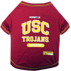 Property of USC Trojans Athletics Dog TShirt