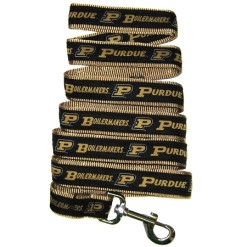 Purdue University Boilermakers NCAA nylon dog leash