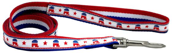 Republican dog leash