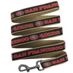 San Francisco 49ers Dog Nylon Leash