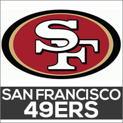 San Francisco 49ers Dog Products