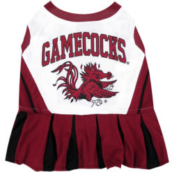 South Carolina Gamecocks NCAA Dog Cheerleader Dress