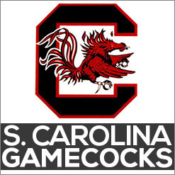 South Carolina Gamecocks Dog Products