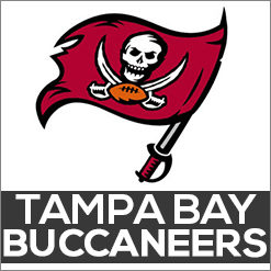 Tampa Bay Buccaneers Dog Products