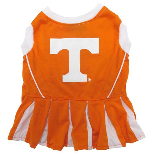 Tennessee Vols NCAA Dog Cheerleader Dress