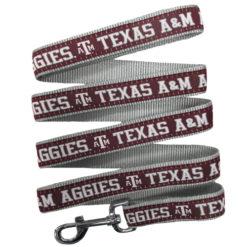 Texas A&M Aggies Nylon Dog Leash