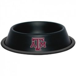 Texas AM Stainless Dog Bowl
