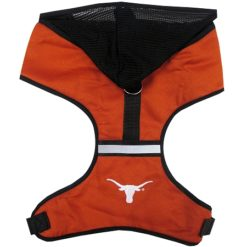 Texas Longhorns Mesh Dog Harness