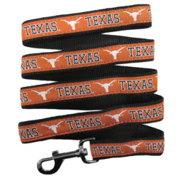Texas Longhorns NCAA Nylon Dog Leash