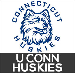 U Conn Huskies Dog Products