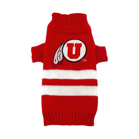 Utah Utes NCAA Dog Turtleneck Sweater
